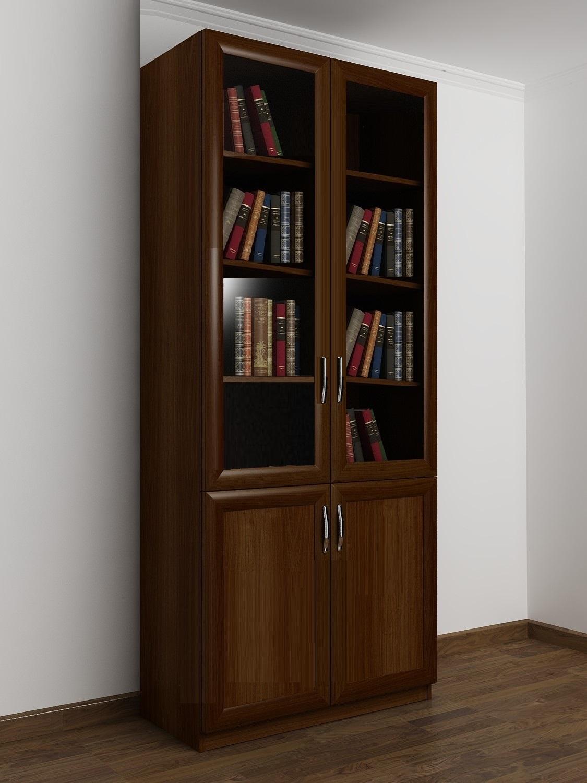 Книжный шкаф библио 3.1 со склада - интернет-магазин mebelfo.
